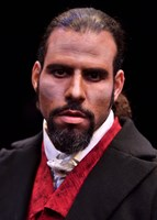 Count Dracula, played by Santino Craven